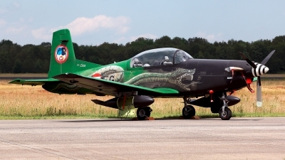 Photo ID 227999 by Carl Brent. Austria Air Force Pilatus PC 7 Turbo Trainer, 3H FG