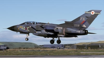 Photo ID 227685 by Chris Lofting. UK Air Force Panavia Tornado GR1B, ZA447
