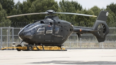 Photo ID 227942 by F. Javier Sánchez Gómez. Spain Army Eurocopter EC 135T2, HE 26 02