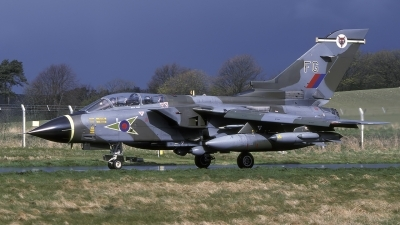 Photo ID 227642 by Chris Lofting. UK Air Force Panavia Tornado GR1B, ZA473