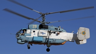 Photo ID 227623 by Chris Lofting. Ukraine Navy Kamov Ka 27PS, 29 YELLOW