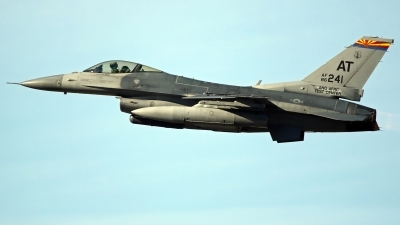 Photo ID 228139 by Richard de Groot. USA Air Force General Dynamics F 16C Fighting Falcon, 86 0241