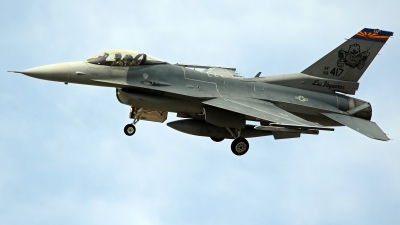 Photo ID 227722 by Richard de Groot. USA Air Force General Dynamics F 16C Fighting Falcon, 88 0417