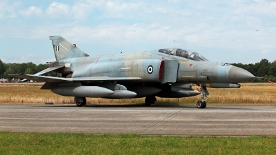 Photo ID 227673 by Carl Brent. Greece Air Force McDonnell Douglas F 4E AUP Phantom II, 71758