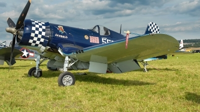 Photo ID 227657 by Rod Dermo. Private F4U Inc Goodyear FG 1D Corsair, NX83JC