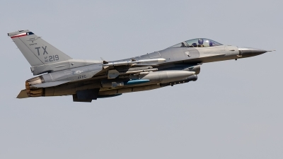 Photo ID 227724 by Brandon Thetford. USA Air Force General Dynamics F 16C Fighting Falcon, 86 0219