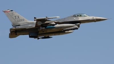 Photo ID 227848 by Brandon Thetford. USA Air Force General Dynamics F 16C Fighting Falcon, 86 0222
