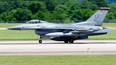 Photo ID 227726 by Brandon Thetford. USA Air Force General Dynamics F 16C Fighting Falcon, 97 0112
