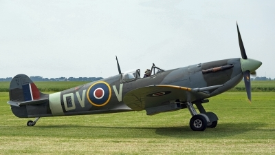 Photo ID 227819 by Dieter Linemann. Private Anglia Aircraft Restorations Ltd Supermarine 349 Spitfire LF5C, G IBSY