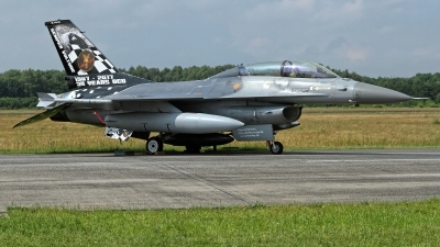 Photo ID 227757 by Rainer Mueller. Belgium Air Force General Dynamics F 16BM Fighting Falcon, FB 24