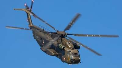 Photo ID 227810 by Jens Wiemann. Germany Army Sikorsky CH 53G S 65, 84 38