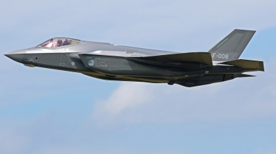 Photo ID 227787 by Tobias Ader. Netherlands Air Force Lockheed Martin F 35A Lightning II, F 008