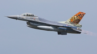 Photo ID 227786 by Tobias Ader. Netherlands Air Force General Dynamics F 16AM Fighting Falcon, J 642