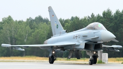 Photo ID 227921 by Maurice Kockro. Germany Air Force Eurofighter EF 2000 Typhoon S, 30 72