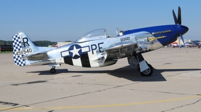 Photo ID 227828 by Milos Ruza. Private Airtrade Czech Air Paradise North American P 51D Mustang, N151W