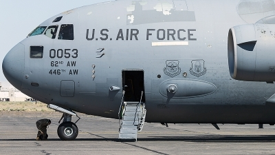 Photo ID 227774 by Aaron C. Rhodes. USA Air Force Boeing C 17A Globemaster III, 98 0053