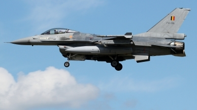 Photo ID 227796 by kristof stuer. Belgium Air Force General Dynamics F 16AM Fighting Falcon, FA 136