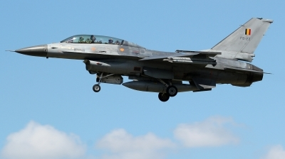 Photo ID 227799 by kristof stuer. Belgium Air Force General Dynamics F 16BM Fighting Falcon, FB 23