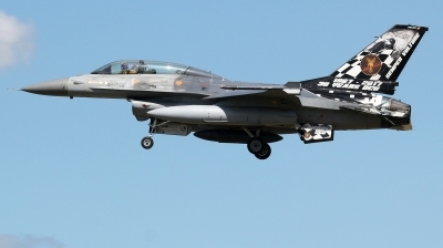 Photo ID 227800 by kristof stuer. Belgium Air Force General Dynamics F 16BM Fighting Falcon, FB 24