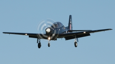 Photo ID 25987 by Andy Walker. UK Air Force Short Tucano T1, ZF448