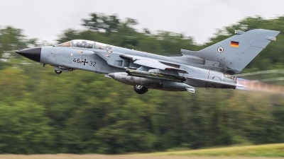 Photo ID 227809 by Ruben Galindo. Germany Air Force Panavia Tornado ECR, 46 32