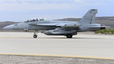 Photo ID 227832 by Peter Boschert. USA Navy Boeing EA 18G Growler, 168267