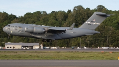 Photo ID 227837 by Max Welliver. USA Air Force Boeing C 17A Globemaster III, 06 6156