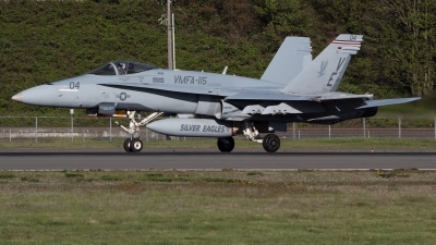Photo ID 227840 by Max Welliver. USA Navy McDonnell Douglas F A 18C Hornet, 165175