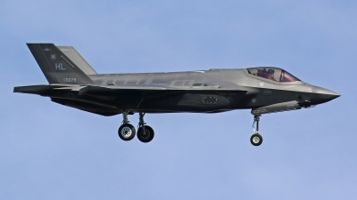 Photo ID 227932 by Matthias Bienentreu. USA Air Force Lockheed Martin F 35A Lightning II, 13 5079