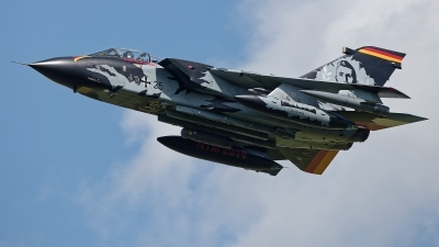 Photo ID 227857 by Rainer Mueller. Germany Air Force Panavia Tornado IDS, 43 25