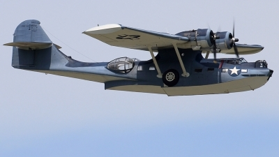 Photo ID 227871 by Joe Osciak. Private Military Aviation Museum Consolidated PBY 5A Catalina, N9521C