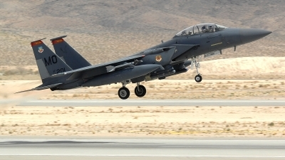 Photo ID 228009 by Peter Boschert. USA Air Force McDonnell Douglas F 15E Strike Eagle, 87 0201