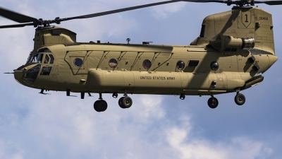 Photo ID 227905 by Matt Varley. USA Army Boeing Vertol CH 47F Chinook, 15 08466