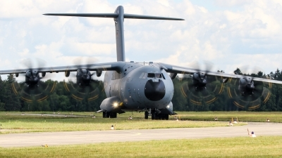 Photo ID 227920 by Justin Jundel. Germany Air Force Airbus A400M Atlas, 54 23