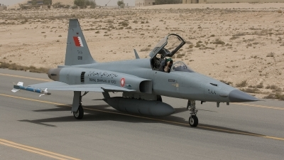Photo ID 25957 by Frank Noort. Bahrain Air Force Northrop F 5E Tiger II, 688