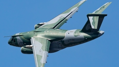 Photo ID 227957 by markus altmann. Brazil Air Force Embraer KC 390, PT ZNX
