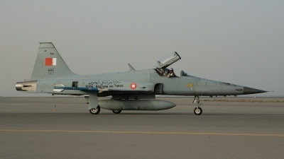 Photo ID 25954 by Frank Noort. Bahrain Air Force Northrop F 5E Tiger II, 685