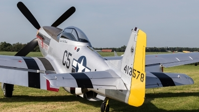 Photo ID 228104 by Jan Eenling. Private Stichting Vroege Vogels North American P 51D Mustang, PH JAT