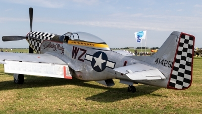 Photo ID 228105 by Jan Eenling. Private Anglia Aircraft Restorations Ltd North American TF 51D Mustang, G TFSI