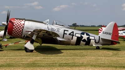 Photo ID 228107 by Jan Eenling. Private Fighter Aviation Engineering Ltd Republic P 47D Thunderbolt, G THUN