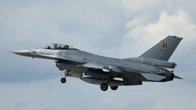 Photo ID 228137 by Sybille Petersen. Belgium Air Force General Dynamics F 16AM Fighting Falcon, FA 87