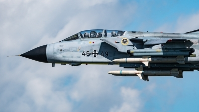 Photo ID 228048 by David Novák. Germany Air Force Panavia Tornado ECR, 46 49