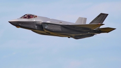 Photo ID 228059 by Mario Boeren. Netherlands Air Force Lockheed Martin F 35A Lightning II, F 008