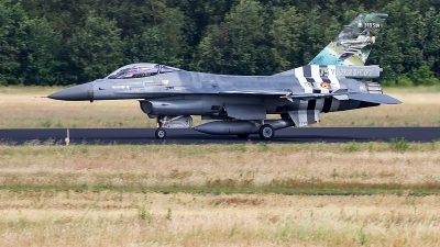 Photo ID 228204 by Alfred Koning. Belgium Air Force General Dynamics F 16AM Fighting Falcon, FA 124