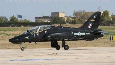 Photo ID 2931 by Stephen J Muscat. UK Air Force British Aerospace Hawk T 1A, XX167