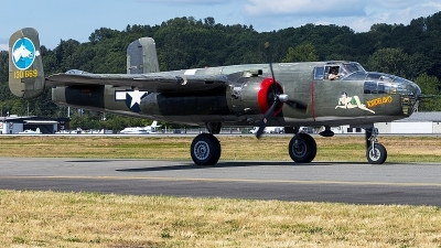 Photo ID 228178 by Aaron C. Rhodes. Private Collings Foundation North American B 25J Mitchell, NL3476G