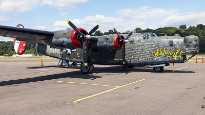 Photo ID 228125 by Aaron C. Rhodes. Private Collings Foundation Consolidated B 24J Liberator, N224J