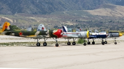 Photo ID 228185 by W.A.Kazior. Private Private Yakovlev Yak 52 Bacau, N2327Y