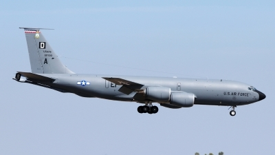 Photo ID 228190 by Manuel Fernandez. USA Air Force Boeing KC 135R Stratotanker 717 100, 58 0100