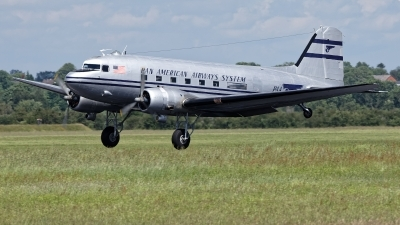 Photo ID 228198 by Rainer Mueller. Private Historic Flight Foundation Douglas C 47B Skytrain, N877MG